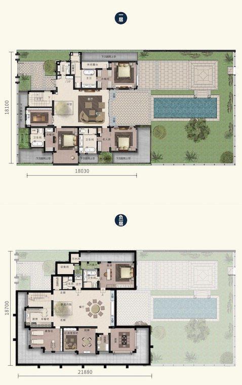 D户型5居室